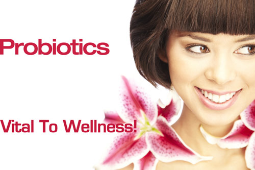 probiotics for wowen vital to wellness