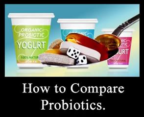 probiotics comparison