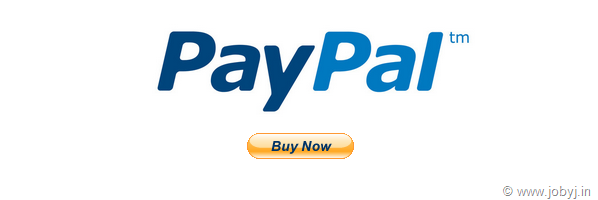 PayPal Buy Button for Hexbio Purchase