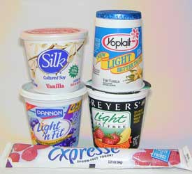 yogurt flavoured brands